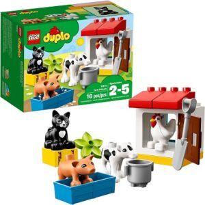 LEGO DUPLO Town Farm Animals