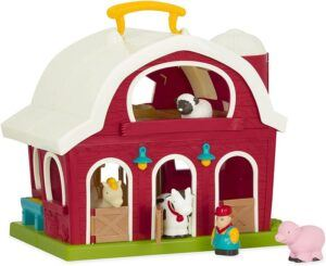 animal farm playset for toddlers