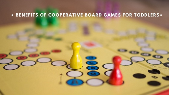 benefits of cooperative board games for toddlers-feature image