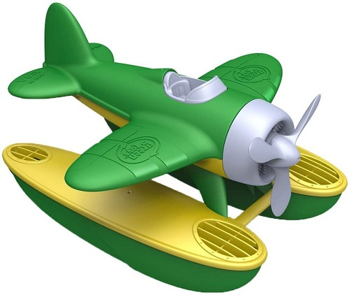 Green Toys Seaplane in Green Color