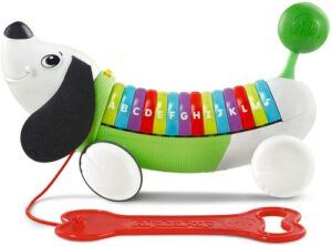 LeapFrog AlphaPup, Green Pull along toys