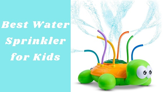 best water sprinklers for kids - feature image