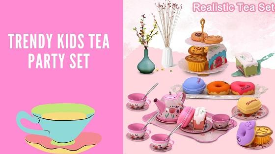 Kids tea party set- feature image